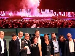 Todos los premios de EUBEA 2015 Sevilla (video awards ceremony)