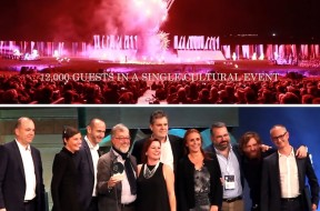 Todos los premios de EUBEA 2015 Sevilla (video awards ceremony)