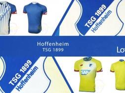 Camisetas de fútbol de equipos internacionales exclusivas en España.